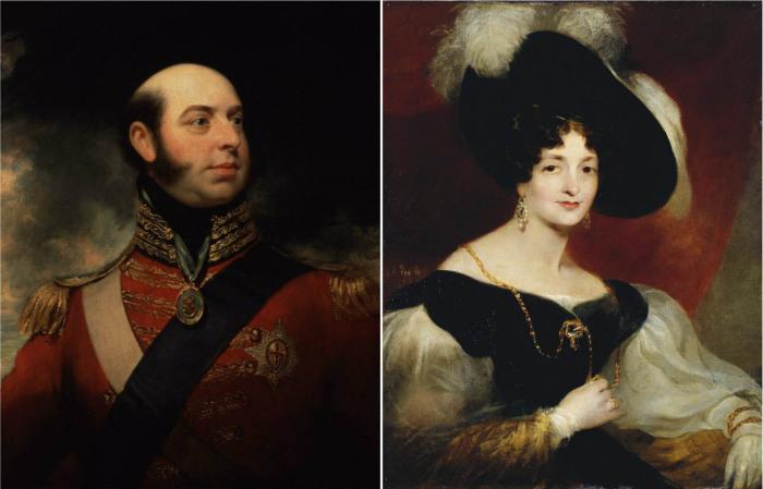 Родители королевы Виктории: Эдуард Август, герцог Кентский, четвёртый сын короля Великобритании Георга III и Виктория Саксен-Кобург-Заальфельдская, ставшая в замужестве герцогиней Кентской.
