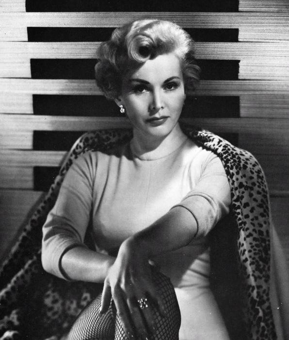 Жа Жа Габор - американская актриса и светская дама, популярная в середине XX века