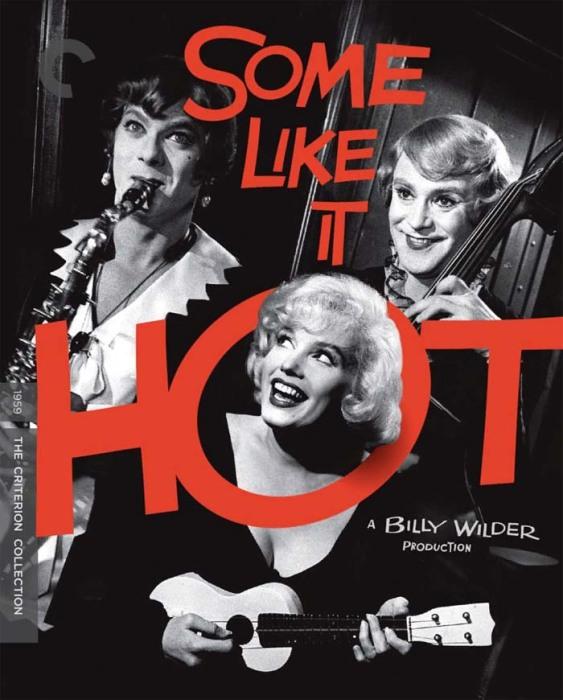 Афиша фильма «Some Like It Hot»