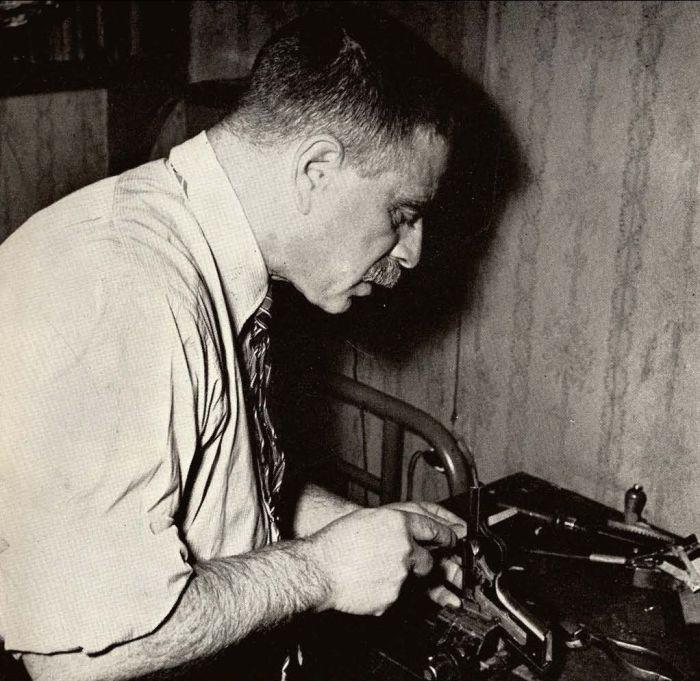 Михаил Владимирович Марголин – слепой изобретатель и конструктор стрелкового оружия