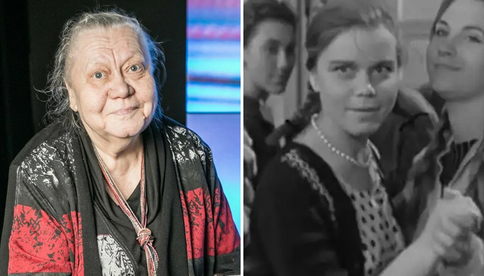 Галина Константиновна Стаханова (1940 г.р.), советская и российская актриса театра и кино