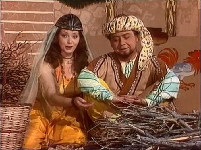 Телеверсия  спектакля «Али-Баба и 40 разбойников»