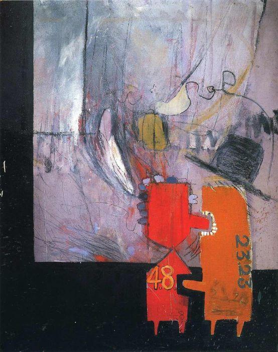 Адгезия, 1968  (Адгезия в физике - сцепление поверхностей разнородных твёрдых и/или жидких тел – прим. автора)