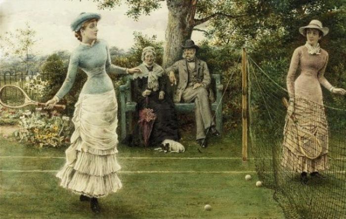 С началом Первой мировой войны наступает время резких перемен в мире моды, и корсет постепенно теряет свои позиции