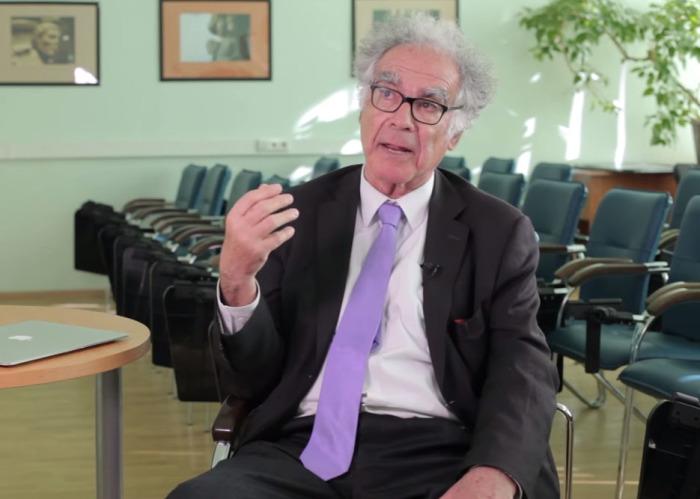 Итальянский историк, профессор Карло Гинзбург, изучавший бенанданти