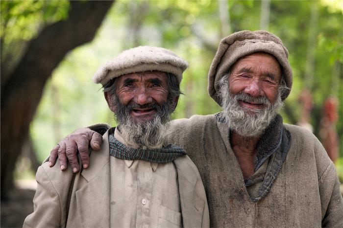 Миф о  долгожителях из племени хунза не находит подтверждения
