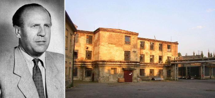 Оскар Шиндлер и его фабрика