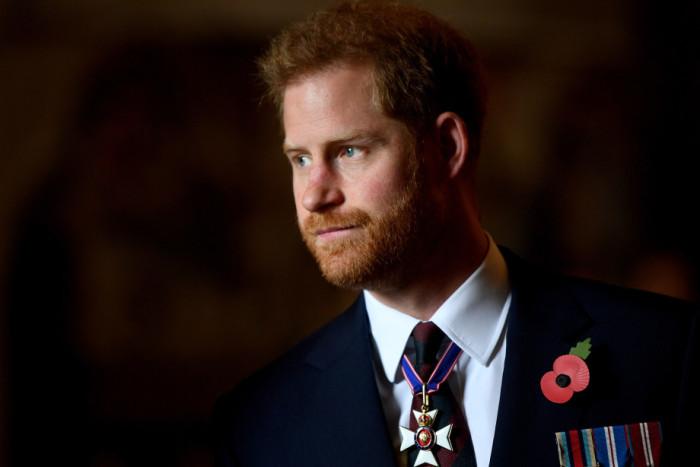 Его Королевское Высочество принц Гарри, герцог Сассекский, младший сын принца Чарльза