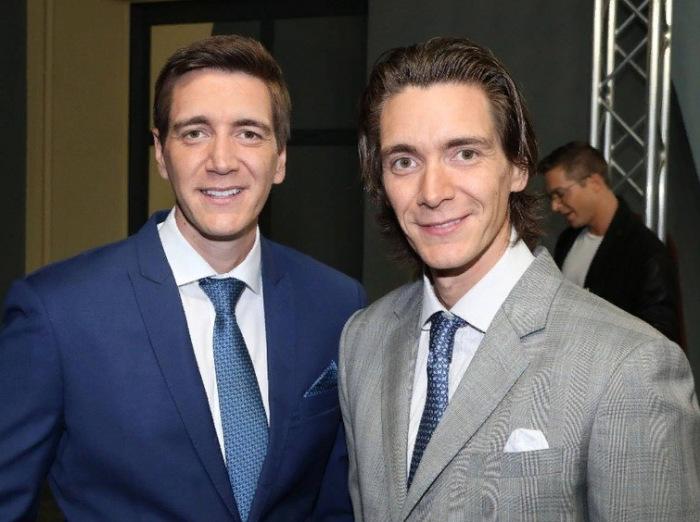Оливер и Джеймс Фелпс