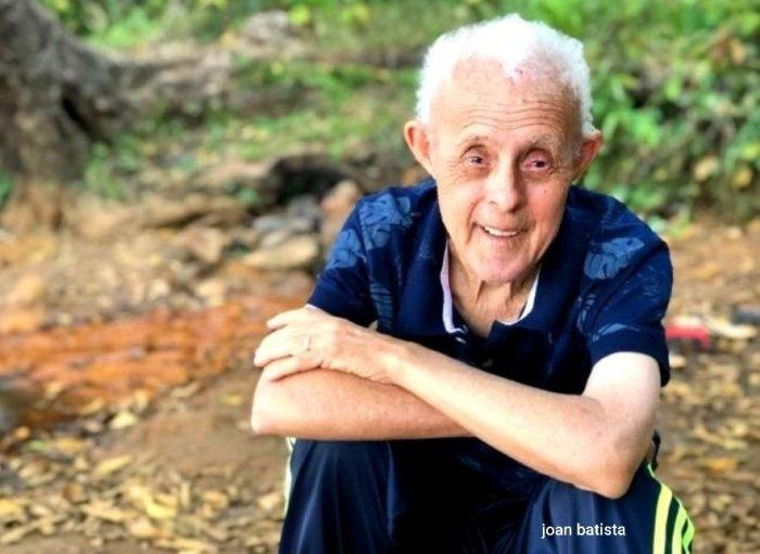 71-летний Жуан Жоао Батиста – самый старый человек с синдромом Дауна в мире