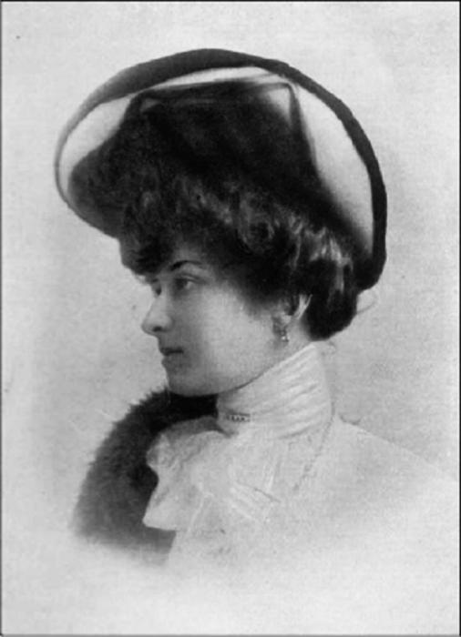 Мария Николаевна О'Рурк (Тарновская)