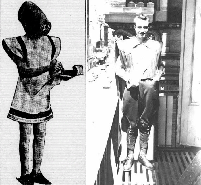 Первые косплееры начала XX века