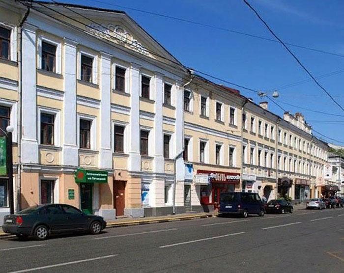 Пятницкая, 16, дом Василия Варгина