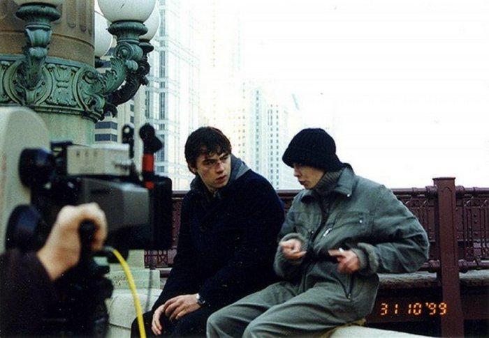 Сергей Бодров и Дарья Юргенс