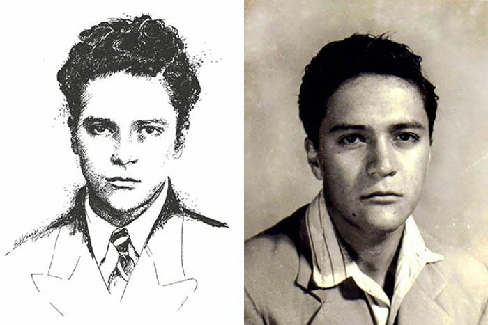 Карлос Кастанеда в юности