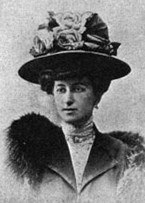 Графиня Мария Николаевна Тарновская