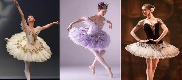 Современная балетная пачка – это настоящее произведение искусства