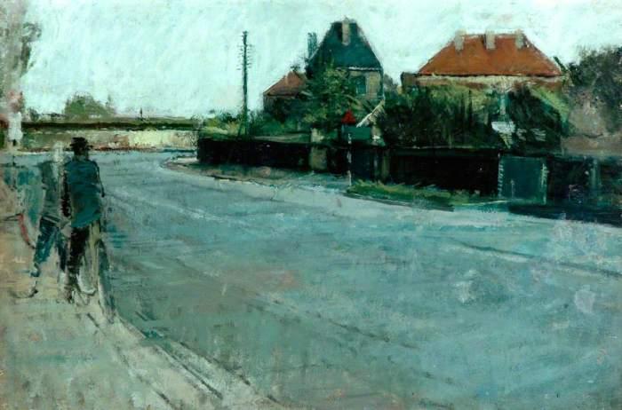 Дорога Мурсайд, 1956