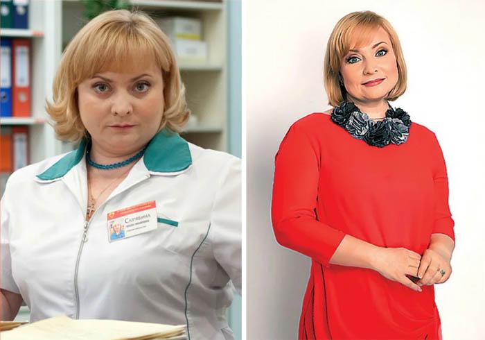 Светлана Пермякова – российская актриса и телеведущая