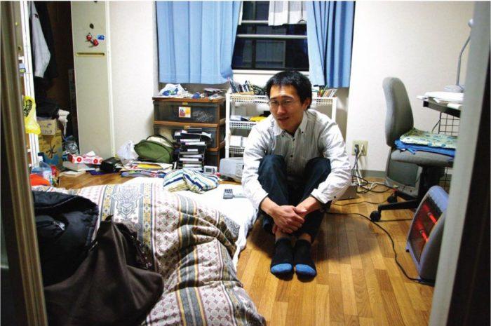 Эпидемия хикки в Японии начинает быть настоящей проблемой