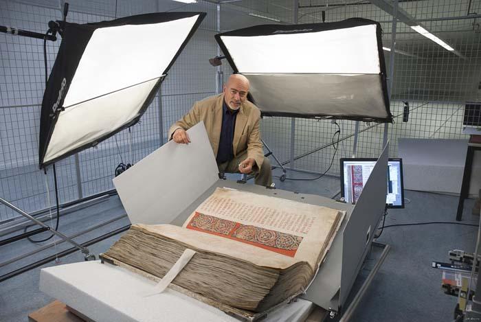 Codex Gigas 1230 года – уникальный рукописный манускрипт