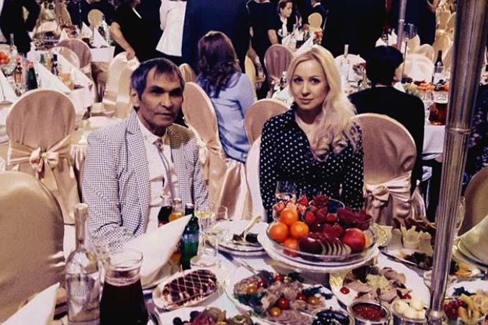 Бари Алибасов и Виктория Максимова