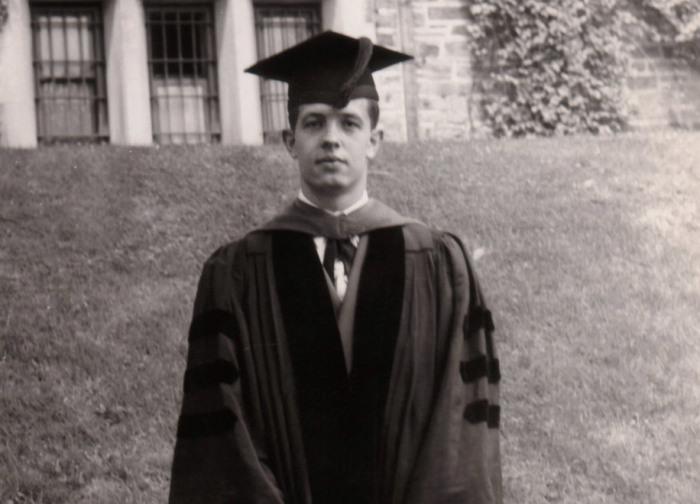 Талантливый выпускник Принстона – Джон Нэш