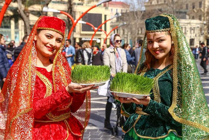 Мусульманский праздник Навруз несет в себе идею возрождающейся жизни