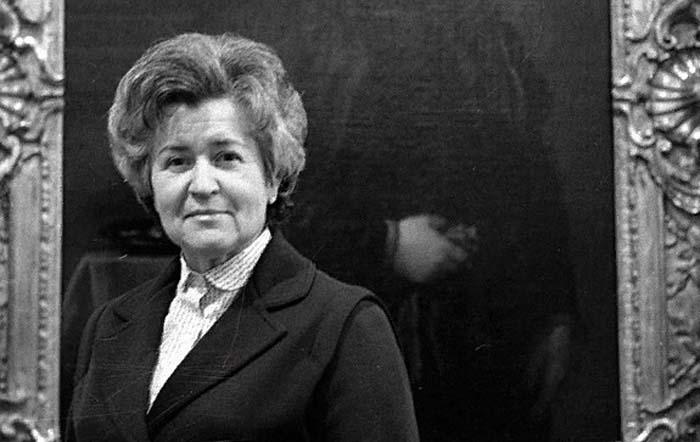 Ирина Антонова, 1960-е