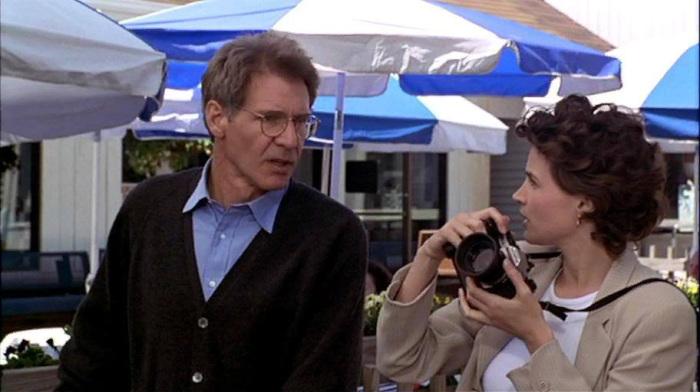 «Сабрина» 1995 года, в главных ролях Хариссон Форд и Джулия Ормонд