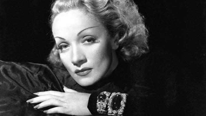 Марлен Дитрих – признанный секс-символ XX века