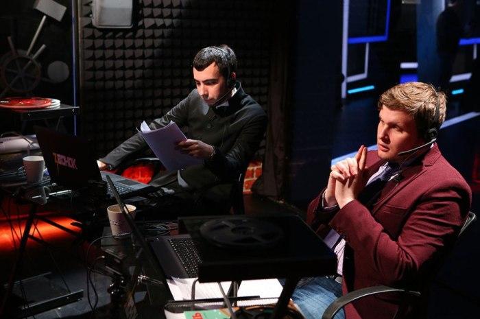 Вован и Лексус – ведущие телевизионного шоу «Звонок»
