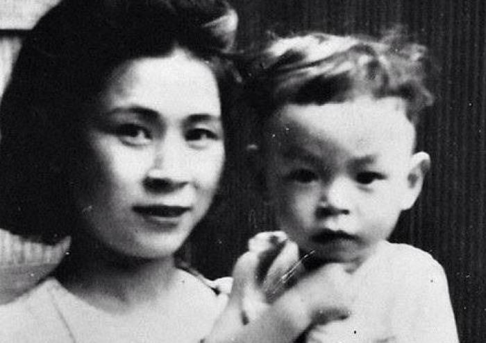 Хаяо Миядзаки в детстве