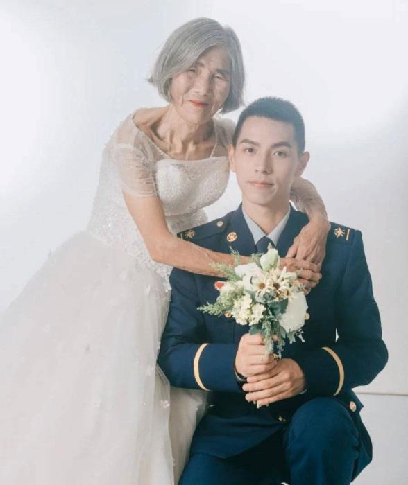 Фото в свадебном платье – мечта, которая не сбылась в молодости
