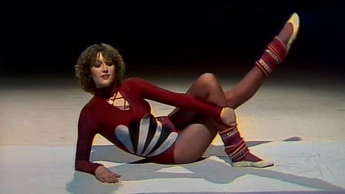 Ведущими «Ритмической гимнастики» стали знаменитые советские спортсмены и танцоры