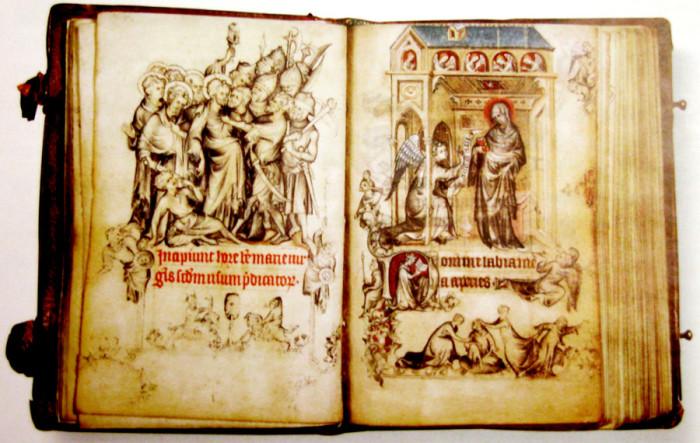 Первое издание Кентерберийских рассказов Джеффри Чосера, 1477 г.