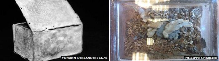 Сердце Ричарда I было захоронено в маленьком свинцовом сундучке и сегодня представляет собой темно-серый прах