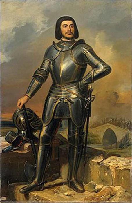 Жиль де Монморанси-Лаваль, барон де Рэ, граф де Бриен