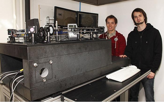3-D принтер с нано-разрешением Венского технологического университета