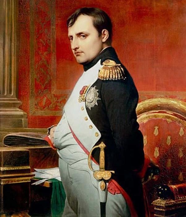 Сохранилось не очень много примеров юмора Наполеона