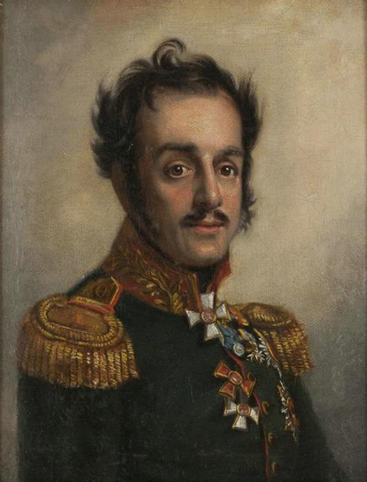 Иван Осипович Витт