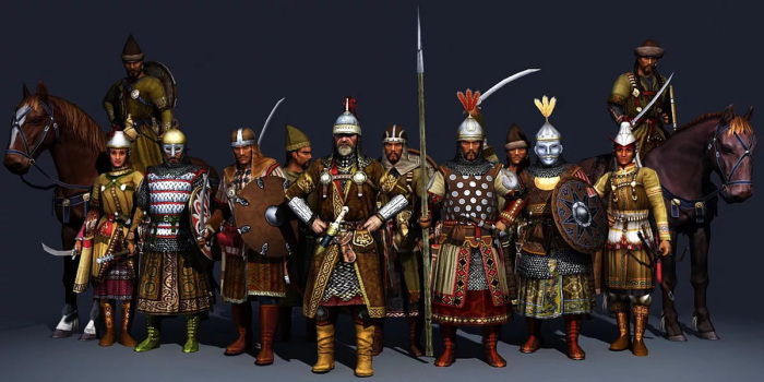 По мнению ученых, берендеи были кочевым племенем тюркского происхождения