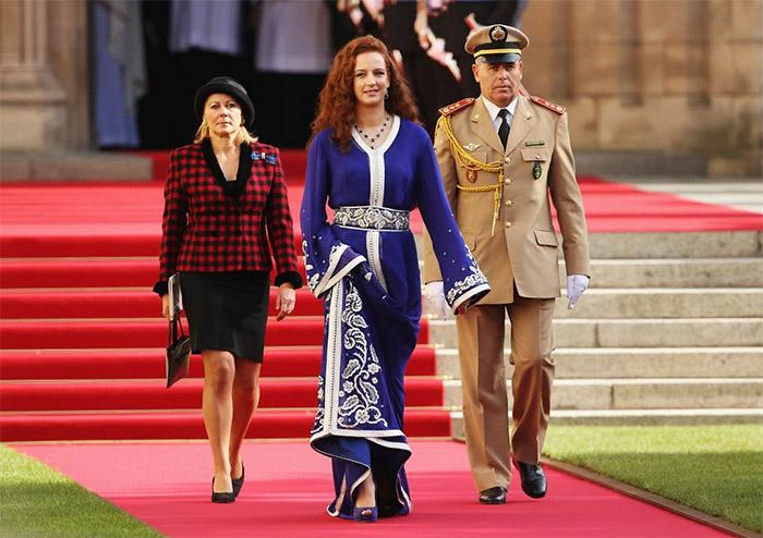 Лалла Сальма стала настоящим лицом своей страны