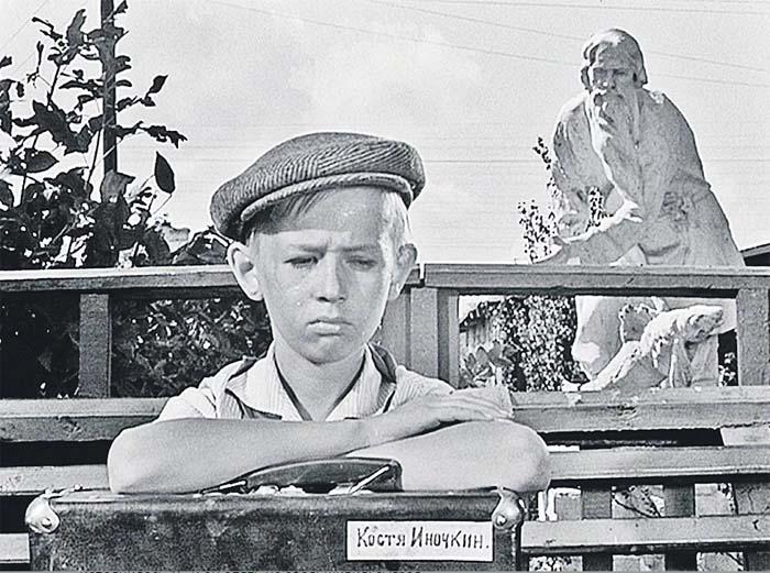Кадр из фильма, «Добро пожаловать, или Посторонним вход воспрещен», 1964 год
