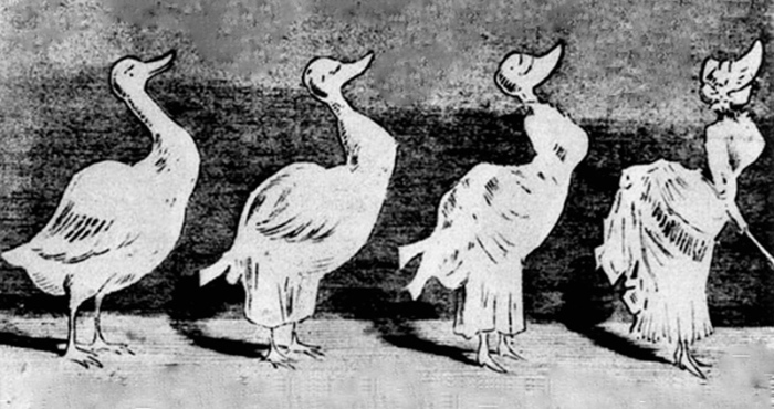 Журнал «Ульк» Берлин 1883 год