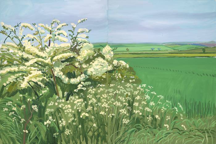 Пейзаж,  2007