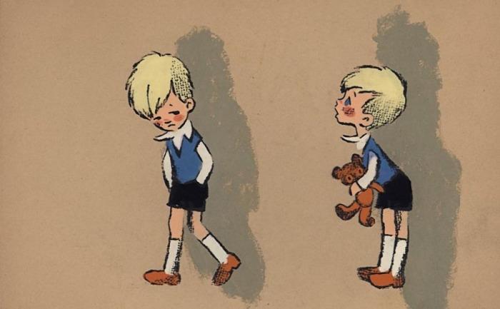 А вот Карлсона мы экранизировали официально. Астрид Линдгрен видела этот мультфильм и пришла от него в восторг, особенно ей понравился голос Карлсона.