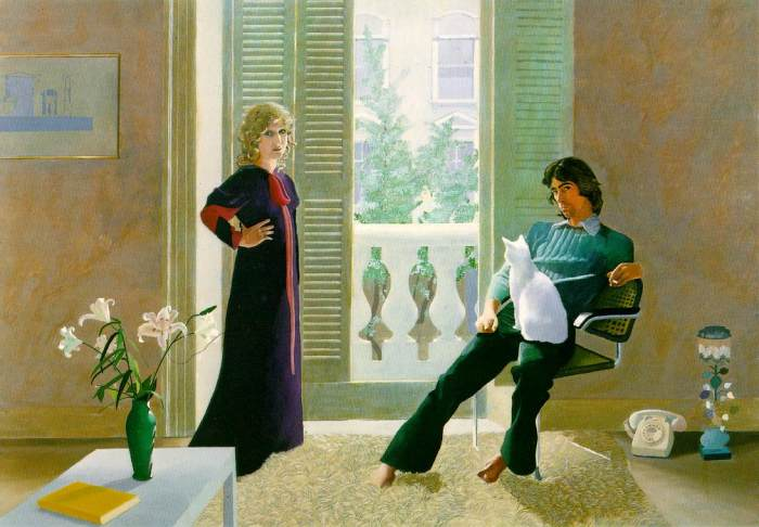 Мистер и миссис Кларк и Перси, 1970-71