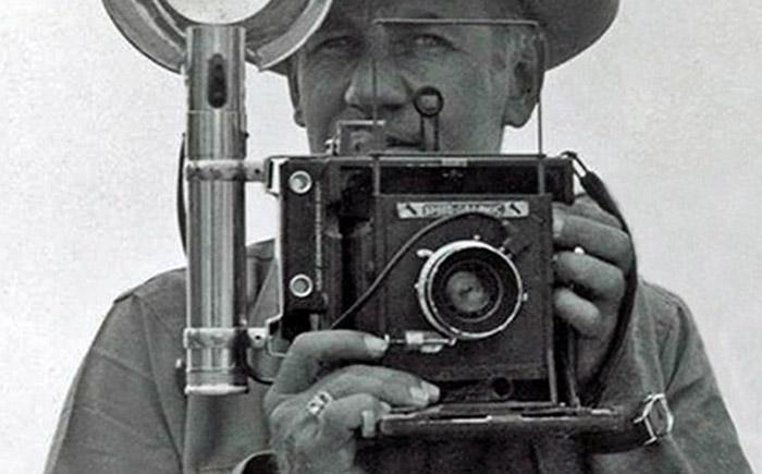 Чарльз Эббетс – один из самых знаменитых фотографов XX века