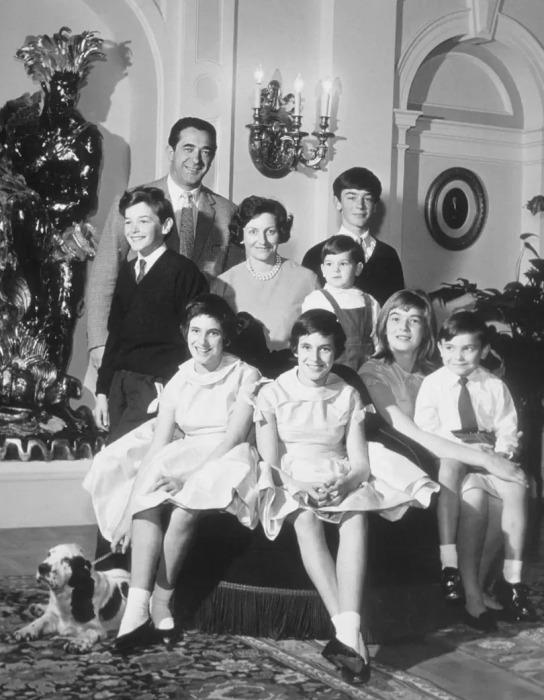 Семья Максвелл
